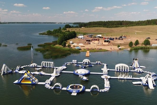 """Water Sports and Entertainment Port """"Wind Port"""""""