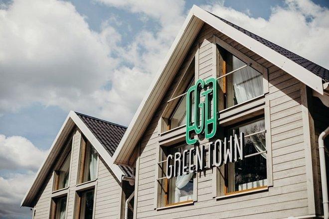 "Restoranas ""Green Town"""