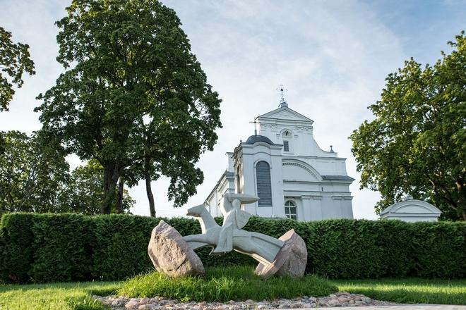 Kazokiškės St. Church of the Virgin Mary the Conqueror