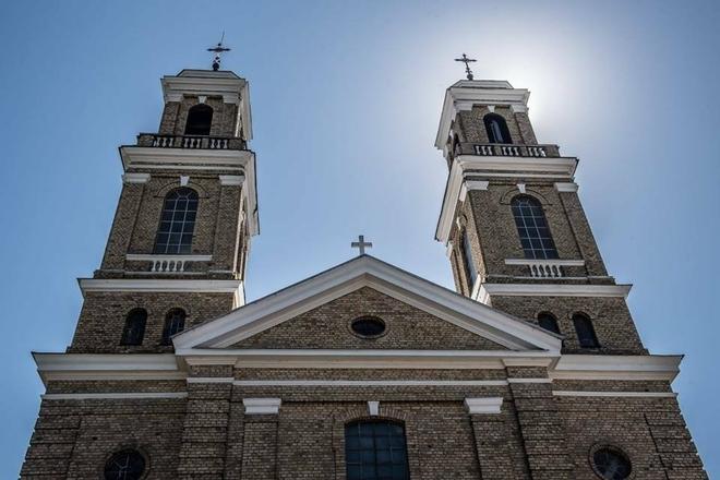 St. Vievis St. St. Anne's Church